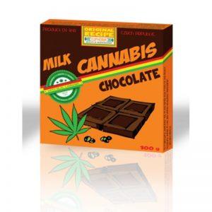 Cannabis Milk Chocolate