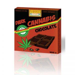 Cannabis Dark Chocolate