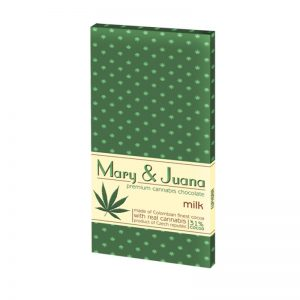 Mary & Juana Milk Chocolate