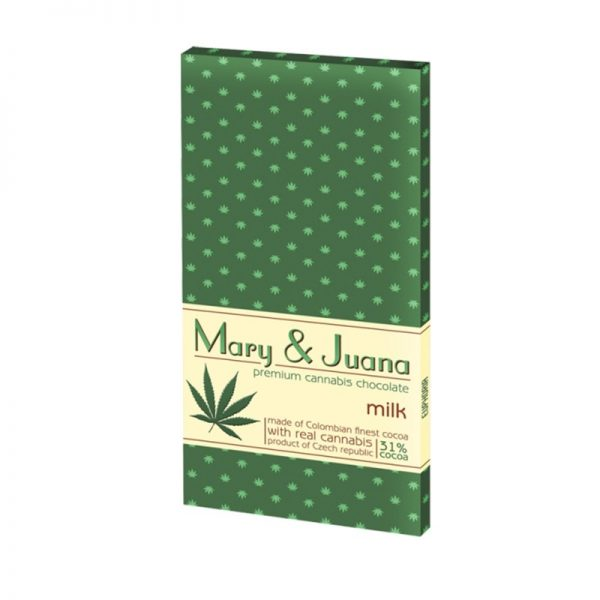 Mary & Juana Milk Chocolate