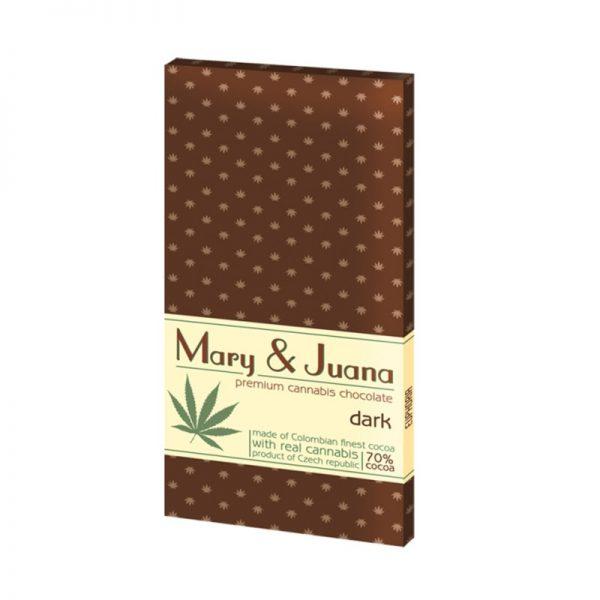Mary & Juana Dark Chocolate