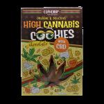 High Cannabis Chocolate Cookies