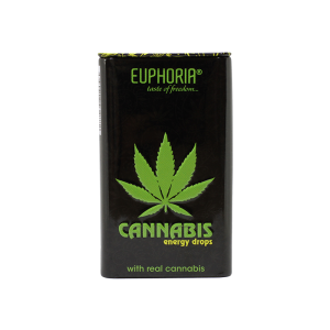 Cannabis Energy Drops