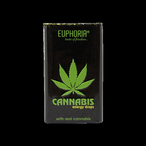 Cannabis Energy Drops