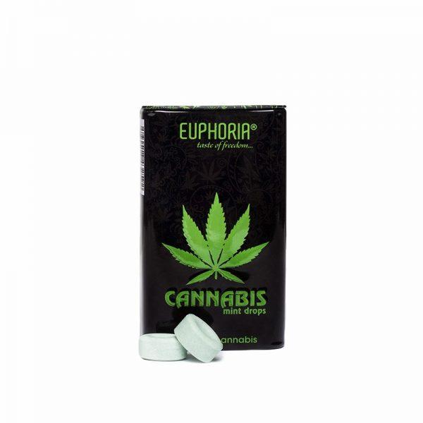 Cannabis Mint Drops