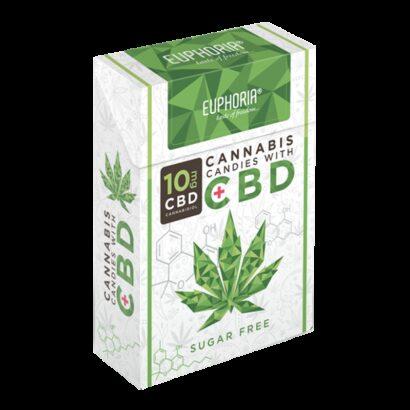 CBD Candies 10 mg