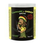 Cannabis Energy Lollipops Tube