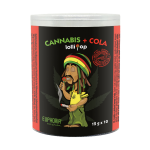 Cannabis Cola Lollipops Tube