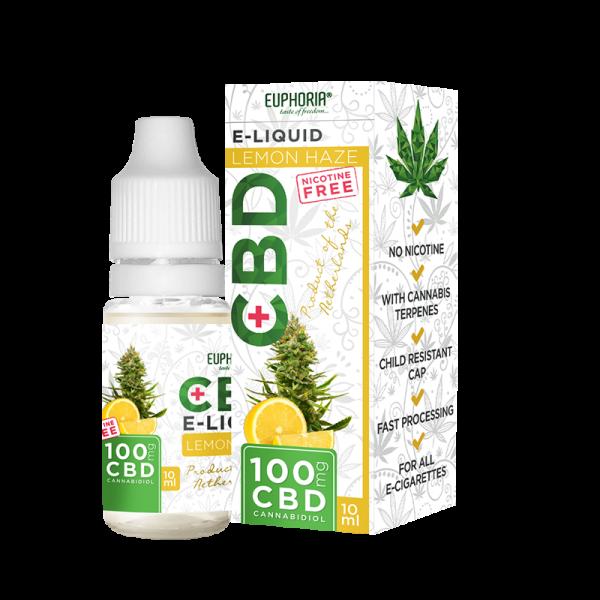 CBD E-liquid Lemon Haze 100 MG