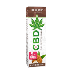 CBD Oil 5% with Almond Oil