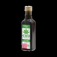 Cannabis oil with CBD